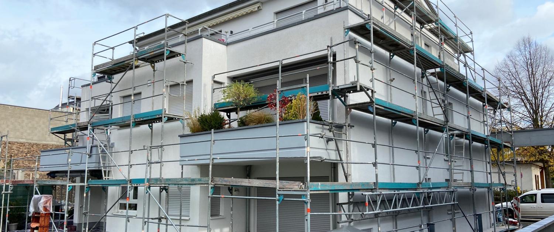 Maler Odenthal Fassadengestaltung, Fassadenanstrich